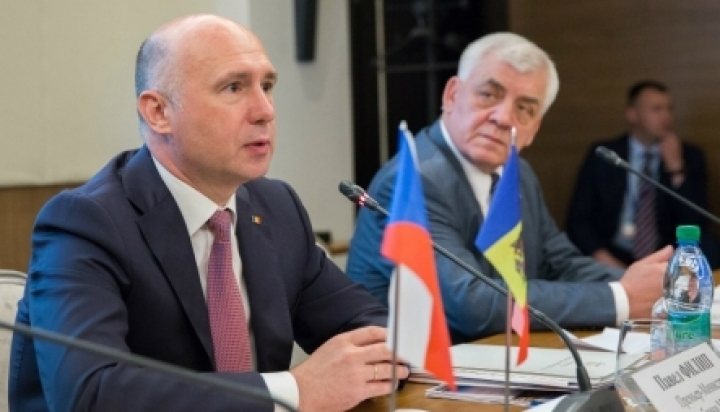 Pavel Filip: Come and invest. Moldova has potential for business development