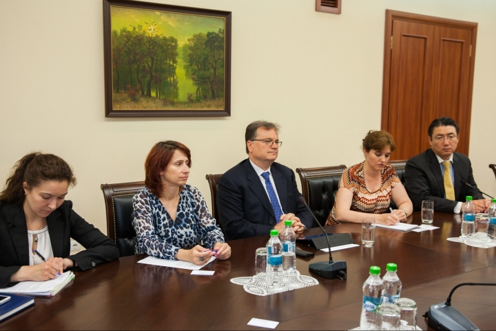 World Bank will continue to support Moldovan health system's reform