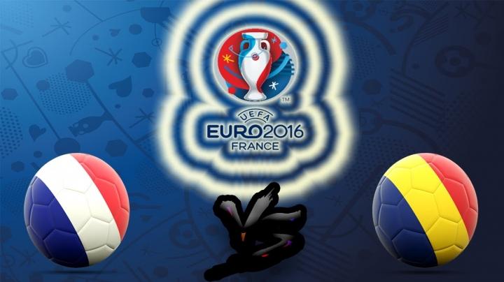 Euro 2016 to kick off, as France face Romania