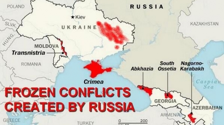 Ukraine Today: Is Kremlin fueling frozen conflicts in Europe with separatism?