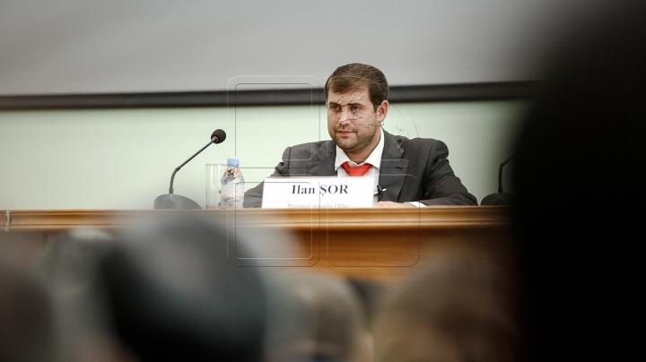 "Former leader of ""Ravnopravie"", Valerii Klimenko, gives declarations regarding Ilan Shor"