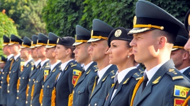 A group of militaries from National Army will participate to a exercise in Ukraine
