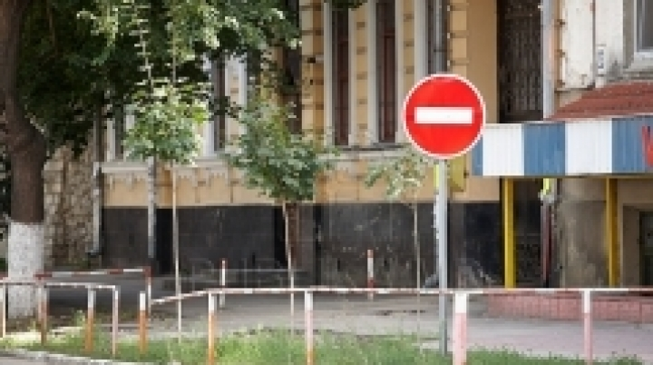 Attention, drivers! Chisinau streets not available for traffic during this weekend