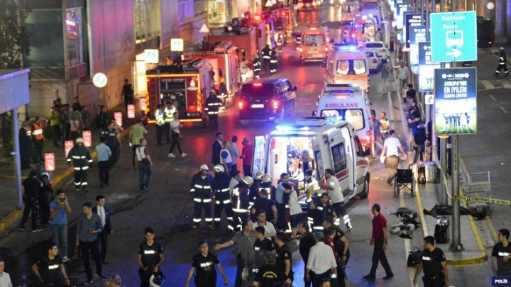 Number of dead rises to 41, following terror attack in Istanbul airport