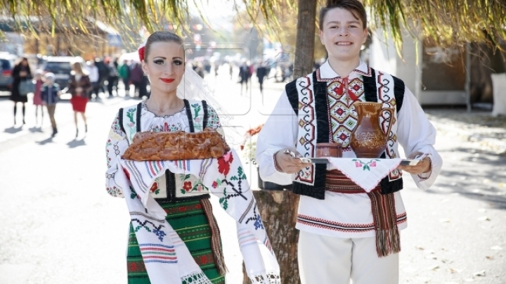 Locals, guests mark patron saint day of Ivancea village in Moldova's center