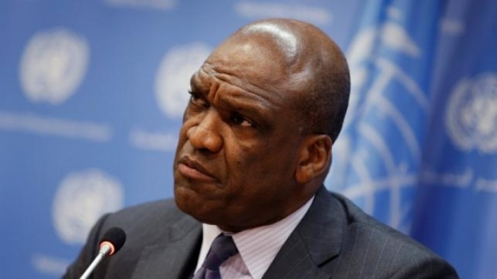 Former UN General Assembly president John Ashe dies at 61 amid bribery case