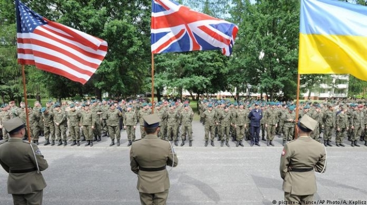 NATO soldiers start drill in Poland, as tensions with Russia remain high