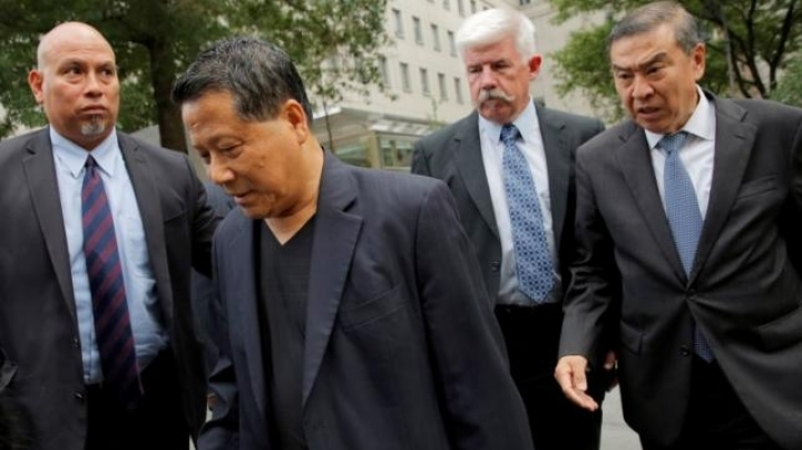 U.S prosecutors associate Chinese officials to UN bribery case