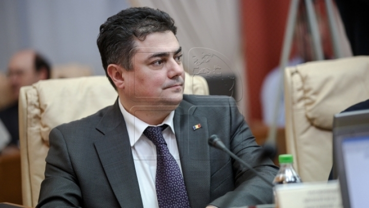 Moldovan deputy premier Calmîc to explain Kyiv officials reasons for customs taxes