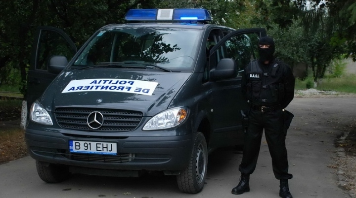 Crime-fighting squad detains Romanian border policemen INVOLVED in people, cigarettes smuggling