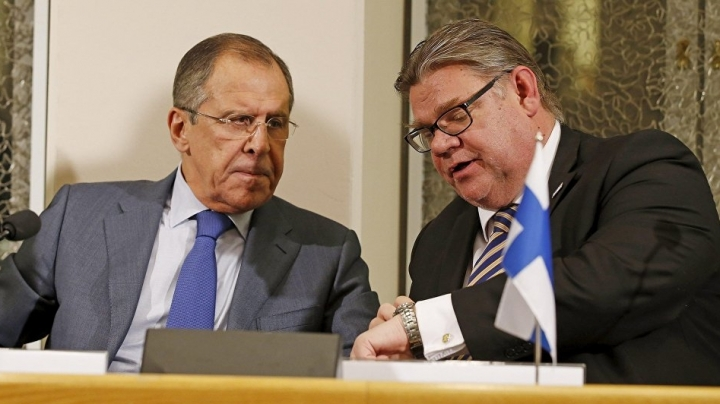 Finland talks with Russia about NATO relationship