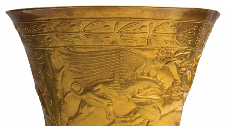 Rites of Scythians. New discoveries in northern Caucasus