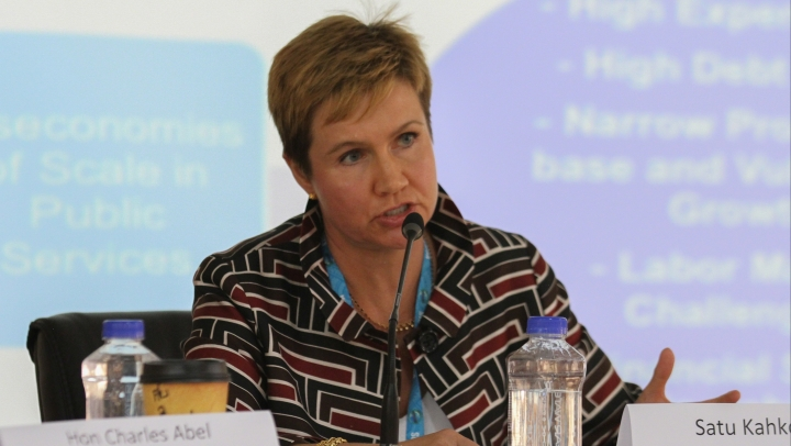 New World Bank country director for Belarus, Moldova and Ukraine welcomes reform efforts in Moldova