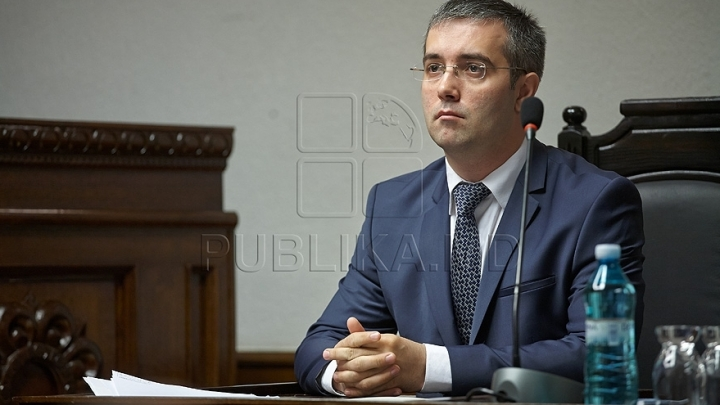 Sirbu: Election Code changes regarding presidential elections will be examined by Venice Commission
