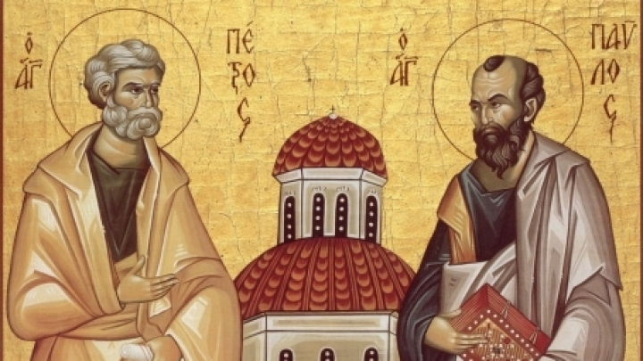 Moldovan believers begin fasting as veneration to holy apostles Peter and Paul
