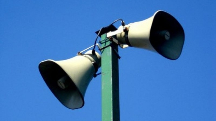 Street alarms rang in whole country. Emergency Situations Service verifies warning system