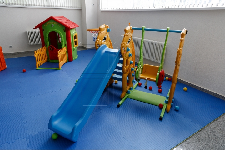Edelweiss' surprise! Largest maternity in country endowed with playground (PHOTO REPORT)