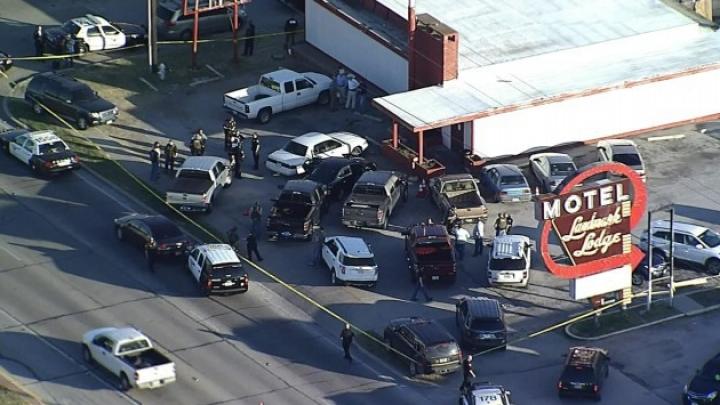 Two shot dead at dancing studio in Texas