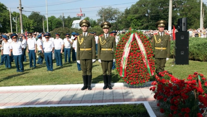 Tiraspol authorities say they implement agreements reached in Berlin