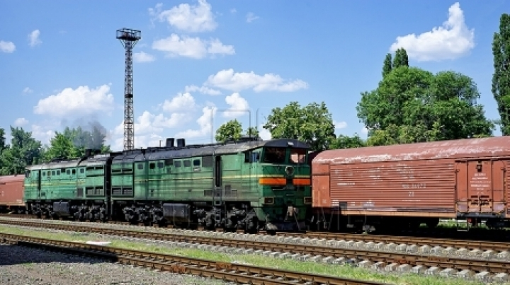 Man from Straseni, hit by train