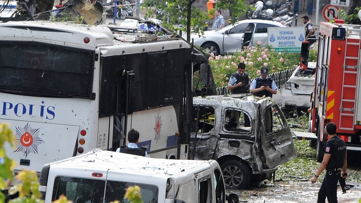 Turkey accuses Kurdish militants of recent fatal bombings