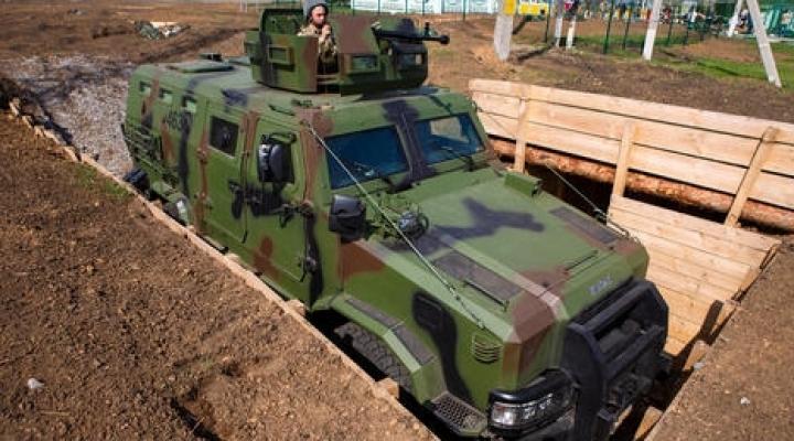 Ukraine strengthens security at 'Europe's eastern border'
