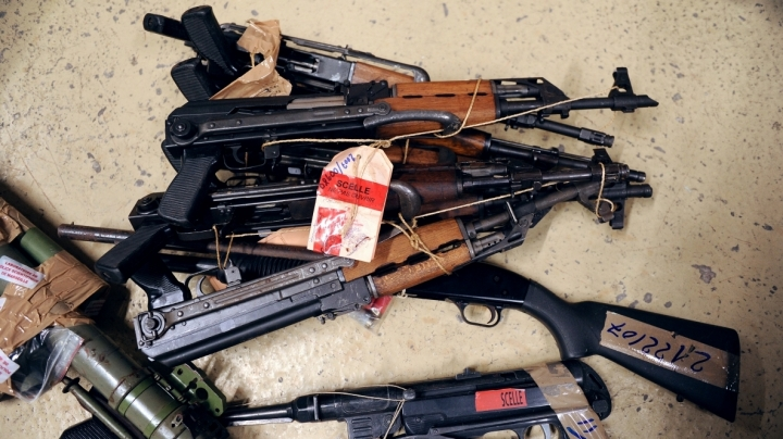 Fears grow eastern Ukraine may become paradise for weapons smugglers