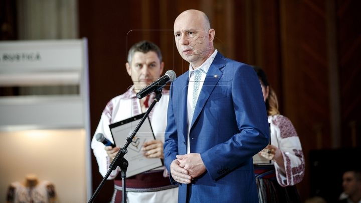 Pavel Filip was present at inauguration of first edition of Traditional Costume Day