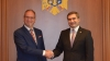 Deputy Minister of Foreign Affairs Lilian Darii received Ambassador Agréé of Romania Daniel Ionita