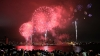 United States celebrated Independence Day with fireworks, parades,barbecues and contests