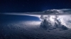 Pilot witnesses incredible thunderstorm above Pacific Ocean