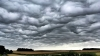 Extraordinary photographs show very rare wavelike clouds