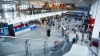 Passengers Registration Area of Chisinau airport has been refurbished