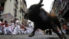 Man dies after being gored in Pamplona bull race. More injured