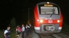 Afghan refugee attacks a train with axe, injuring 19 passengers