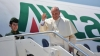 Pope Francis travels to Poland for World Youth Day