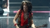 Aerosmith guitarist Joe Perry was hospitalized after collapsing at a concert