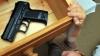 Toddler shoots brother from pneumatic gun