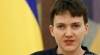 Ukraine's hero Nadiya Savchenko PELTED WITH EGGS in Odessa (VIDEO)