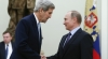 Putin and Kerry try to put up plan to safeguard peace in Syria