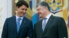 Canada's Justin Trudeau says in Kyiv Russia wasn't 'positive partner' in implementing Minsk agreements