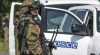 Ukrainian military say pro-Russian rebels attack with banned weapons