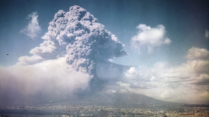 Extinct volcano near Rome is waking up and could erupt in 1,000 years