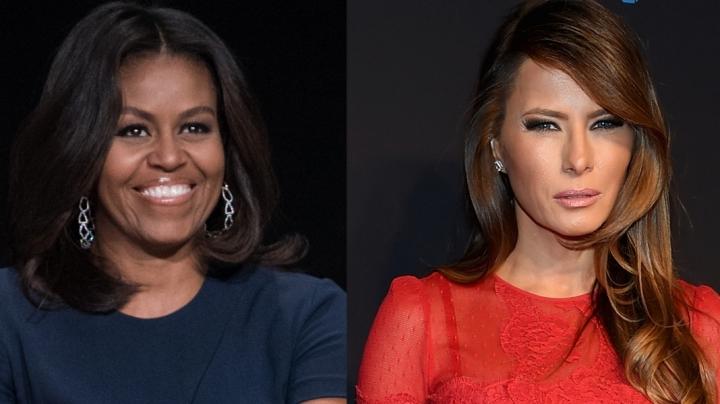 Melania Trump plagiarizes part of Michelle Obama's speech