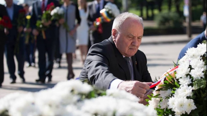 Moldovan authorities pay homage to Stephen the Great during festivities