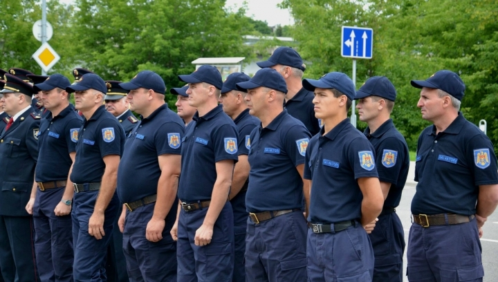 Lithuania donates firetrucks to Moldova's Emergency Service (PHOTO)
