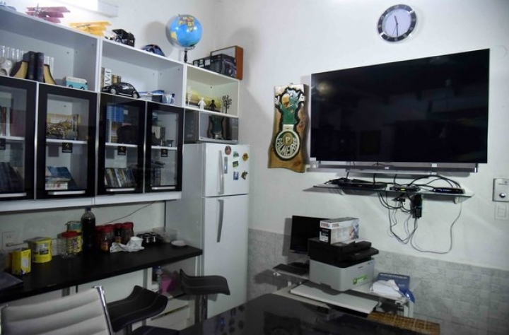 Brazilian drug lord living in luxurious prison cell. Air conditioning included (PHOTO)