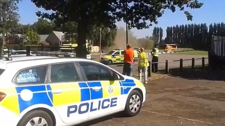 Gunman shoots dead two women in swimming pool, afterwards killing himself