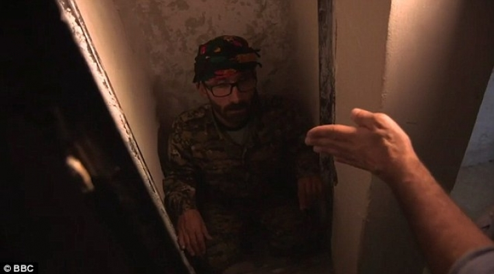 Torture chamber of ISIS prison has been revealed