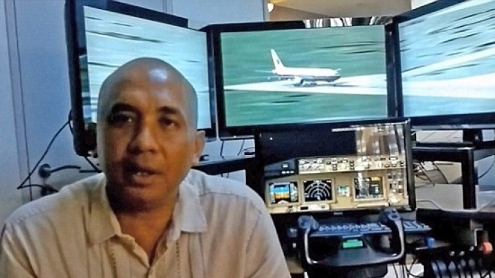 MH370 pilot practised flying suicide mission on flight simulator weeks before airliner disappeared